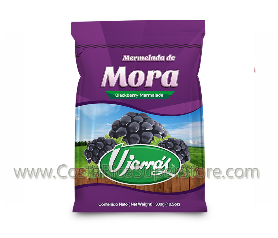 Blackberry Jelly Ujarras 300g (Plastic Bag)