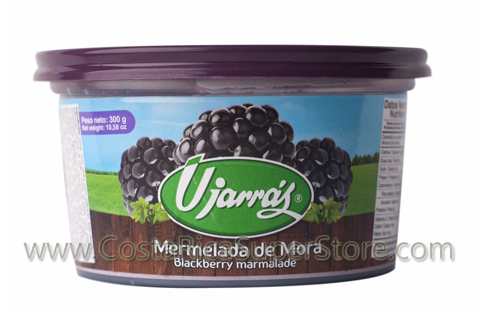 Blackberry Jelly Ujarras 300g
