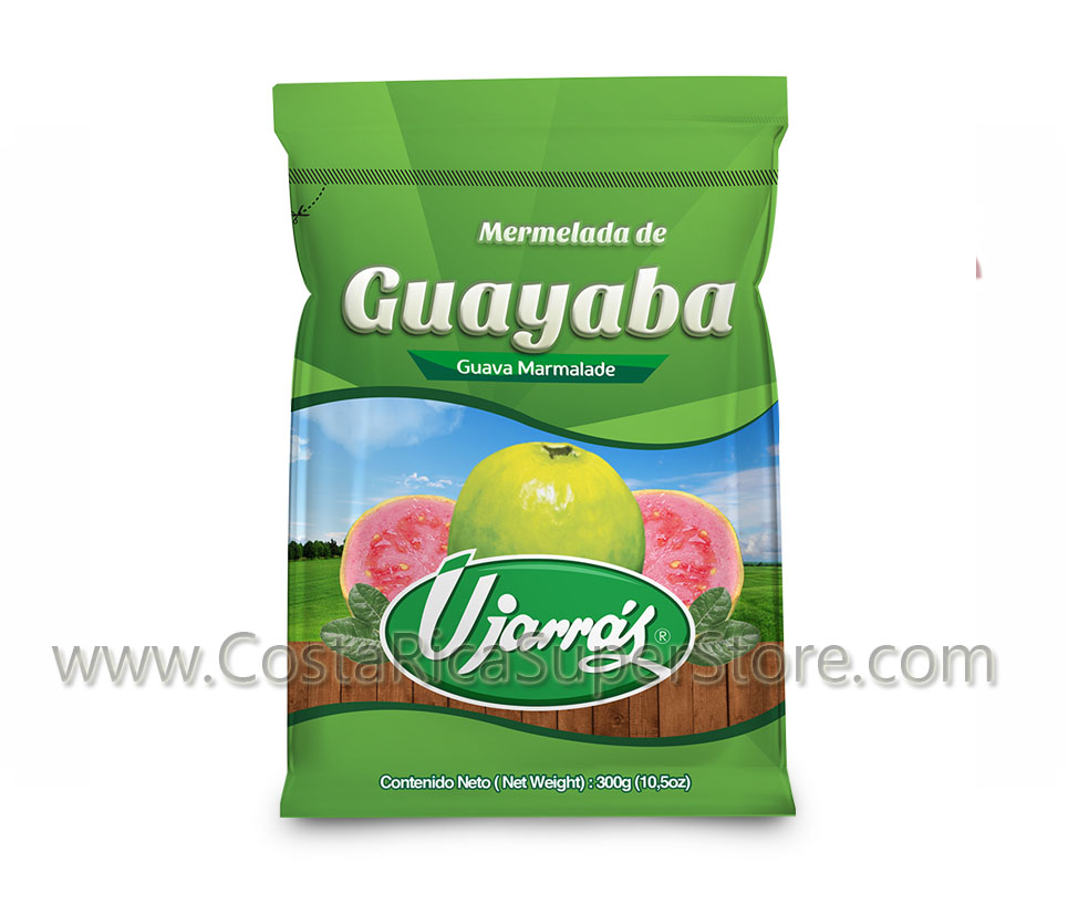 Guava Jelly Ujarras 300g (Plastic bag)