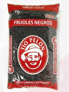 Black Beans Don PedroTio Pelon 900g - Click Image to Close
