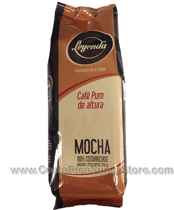Coffee Chocolate Capuccino Flavored Leyenda Coffee 250g.