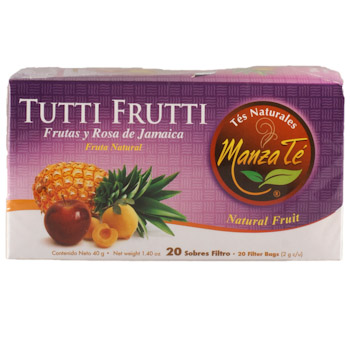 Tutti Frutti Tea - Click Image to Close