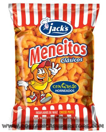 Meneitos Jacks 110g