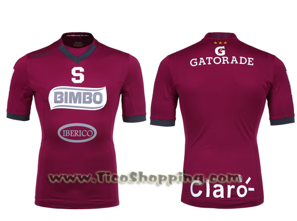 Camiseta Original Saprissa